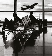 Luxury chauffeured airport transfers